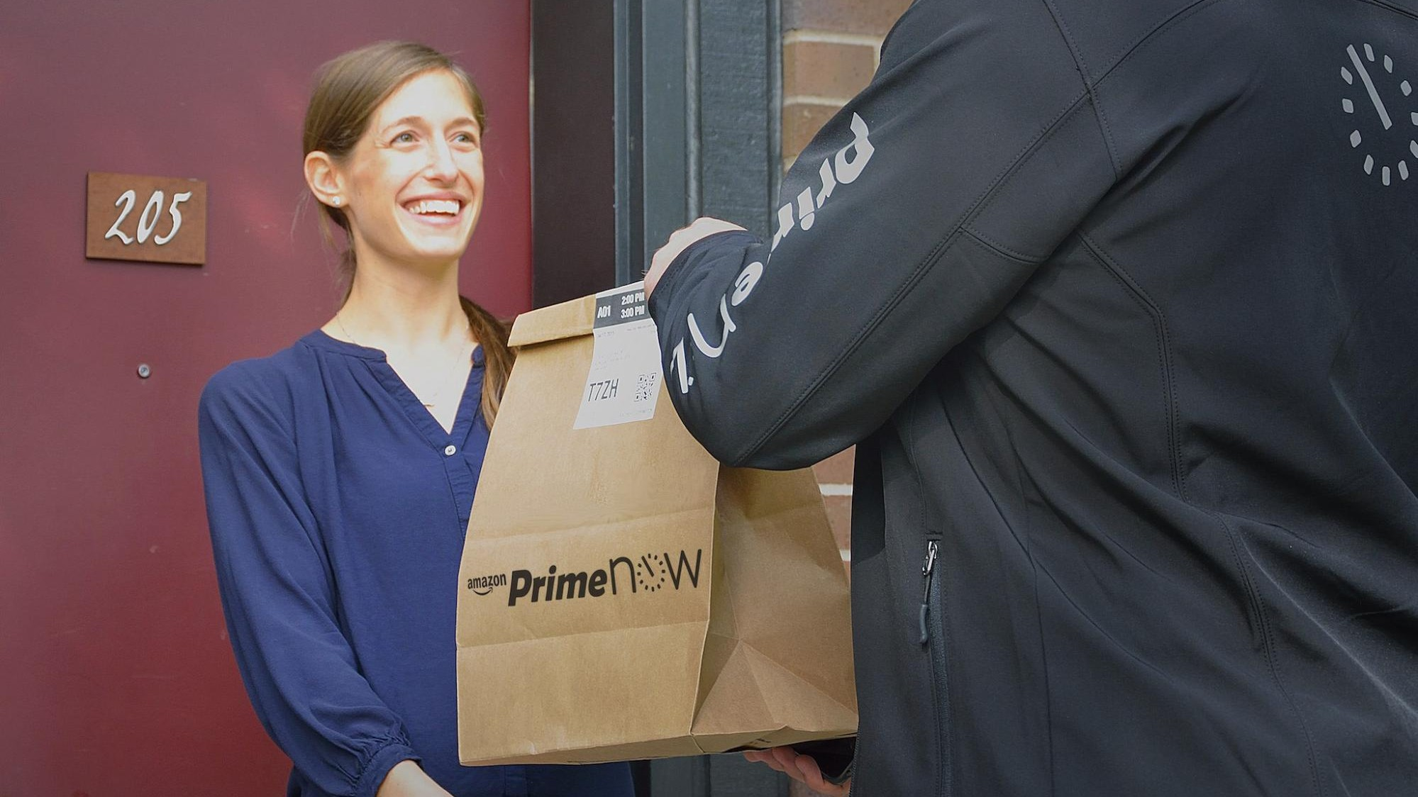 Amazon's New Delivery Service Is Basically Uber
