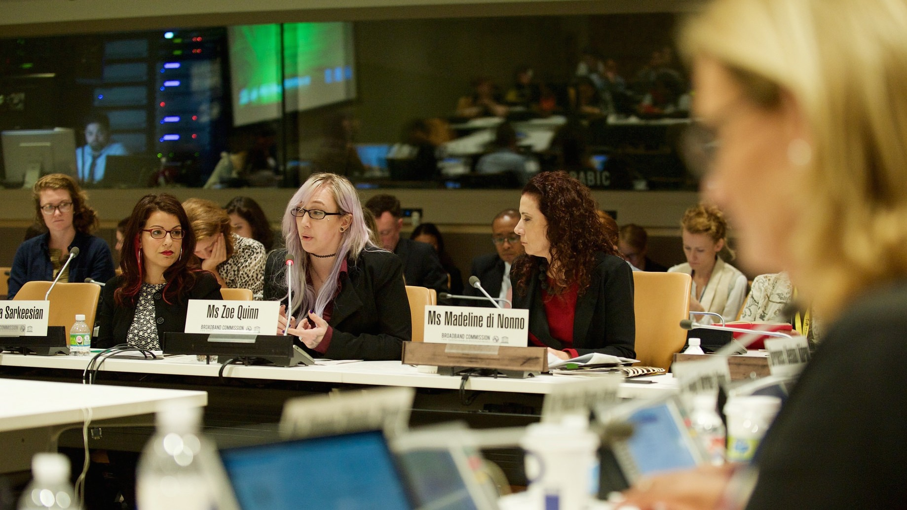 'I'm Disappointed': Zoe Quinn Speaks Out on UN Cyberviolence Report