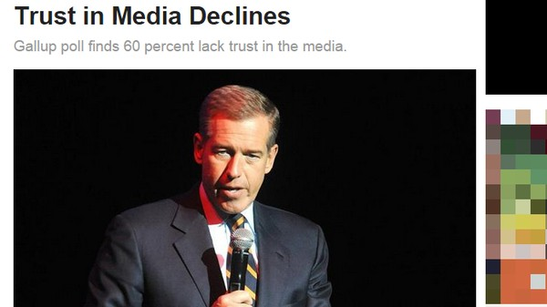 Of Course Nobody Trusts Media in the Age of Clickbait