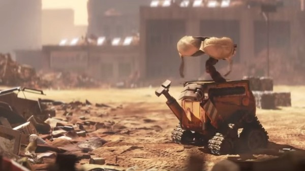 A Self-Professed Loser Notes All the Inaccuracies in 'WALL-E'