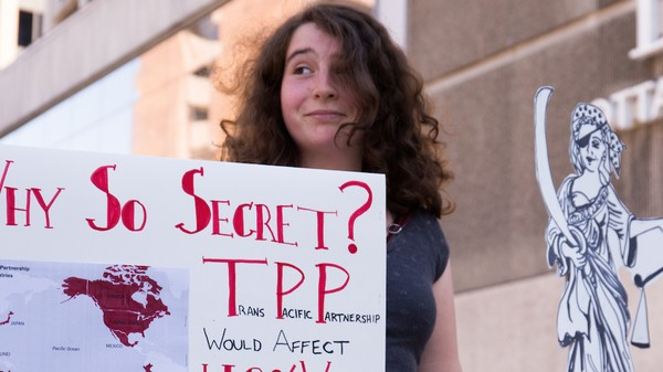 What We Know About the Secretive Trans-Pacific Partnership that Was Just Signed