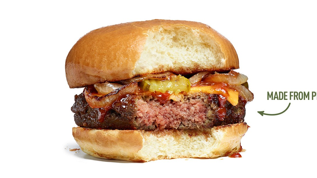 Forget Lab Beef, Impossible Foods' 100% Plant-Based Cheeseburger Is Our Future