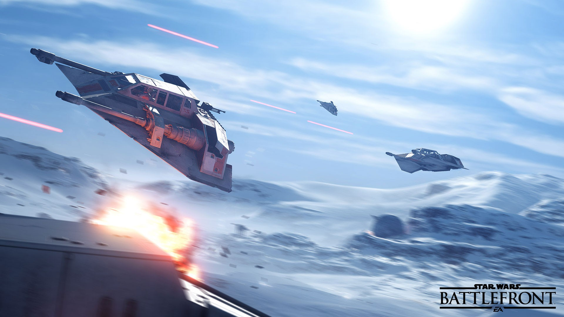 'Battlefront' Is for Star Wars Fans, Not 'Battlefield' Players