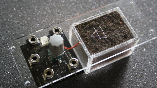 An Audio Effects Module That Processes Sounds With Actual Dirt, Epidemiology