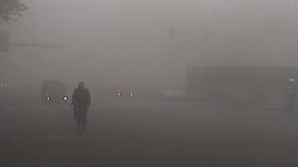 This Bleak Documentary Clip Brings Home the Daily Reality of Smog in China