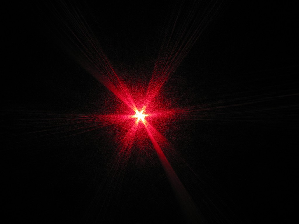 quantum encryption is no match for a scorching laser beam