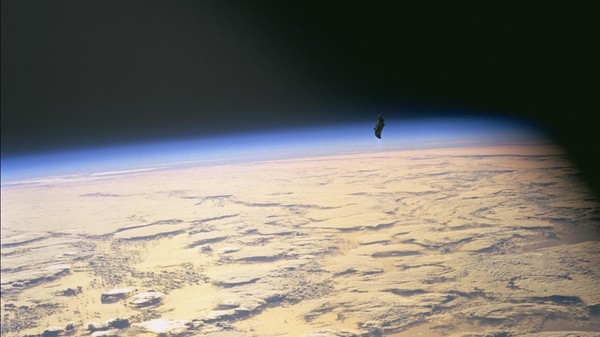 Alien Hunters Spent the Last Century Looking for the Black Knight Satellite
