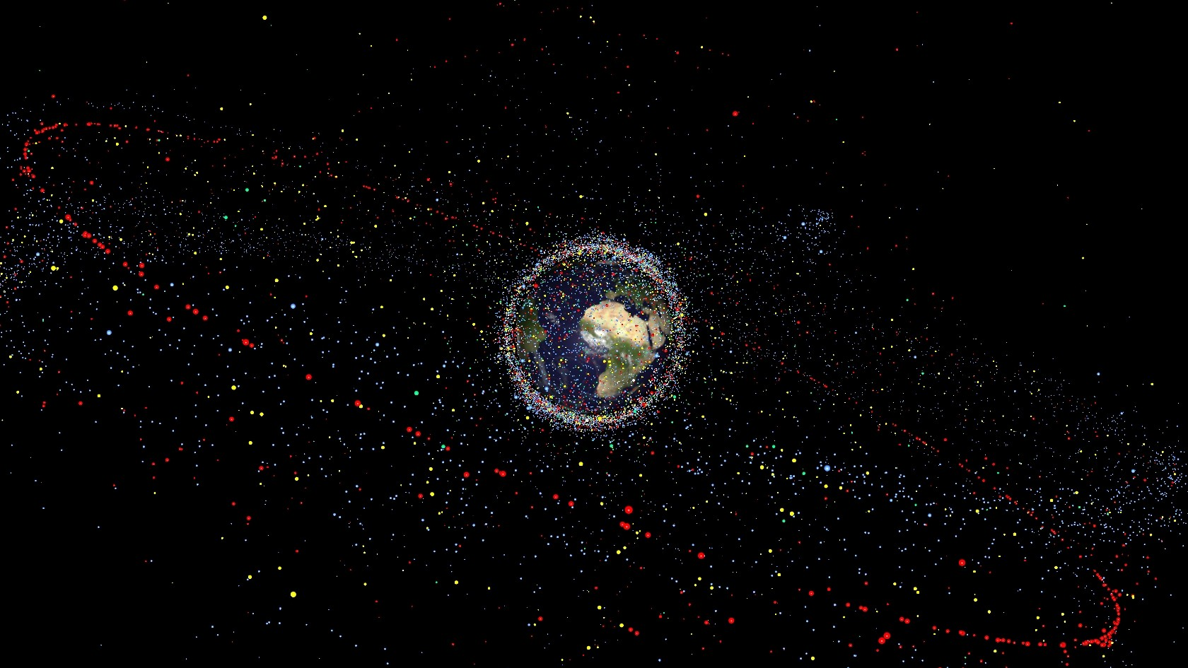 Researchers Are Turning to Game Theory to Tackle Space Debris