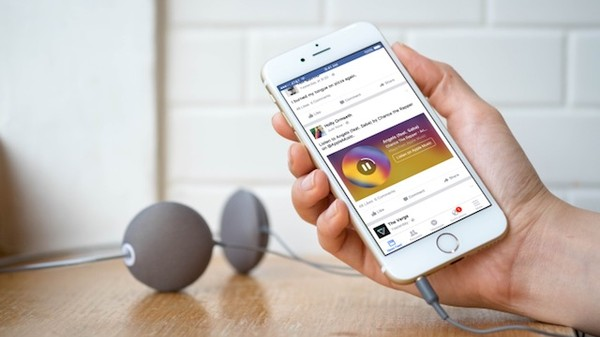 Facebook 'Music Stories' Will Put Apple Music and Spotify into the News Feed