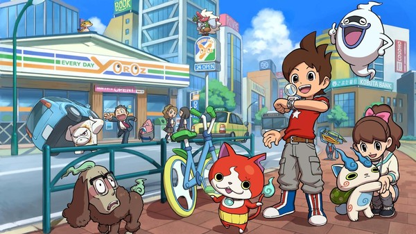 Nintendo Hopes Its $2 Billion Yo-Kai Watch Franchise Can Be the Next Pokémon