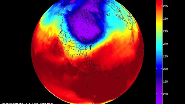 We're Halfway to Global Warming's 'Dangerous Limit'