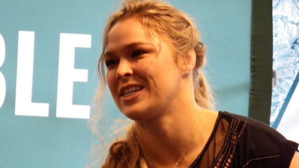 The UFC Is Trying to Get Ahead of Its Ronda Rousey GIF Problem