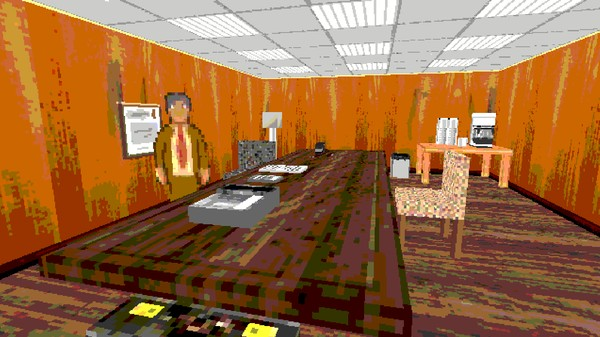 'Payroll' Is A Vision of 'Office Space' From Windows '95