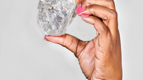 What Will Happen to the Largest Diamond to Be Found in a Century?