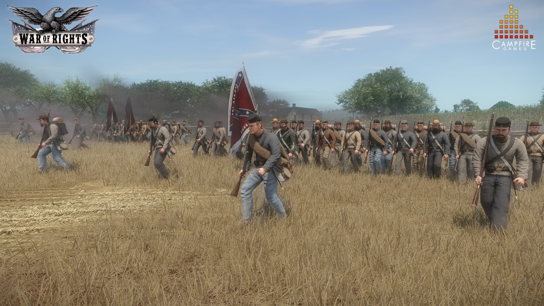 Is It OK to Play as a Confederate Soldier in a Civil War FPS?