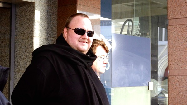Kim Dotcom's Extradition Hearing Is Over