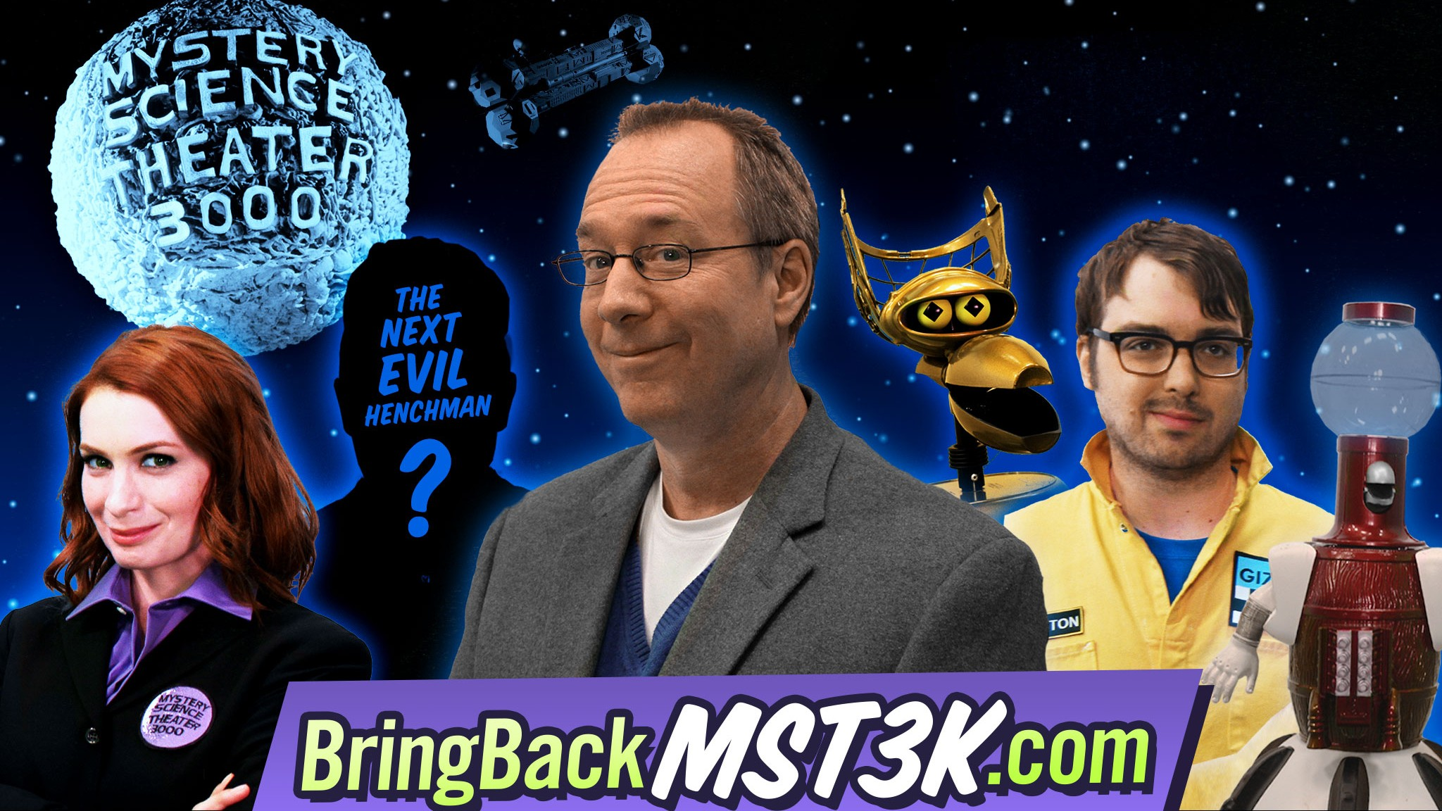The New MST3K Was Made for the Internet