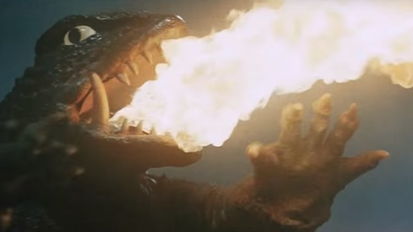 Happy Birthday Gamera, Japan's Friendlier Godzilla
