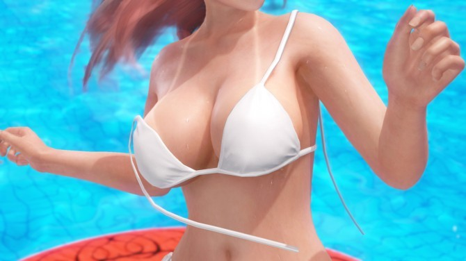 'Dead or Alive Xtreme 3' Bikini Malfunctions Are Too Hot for America
