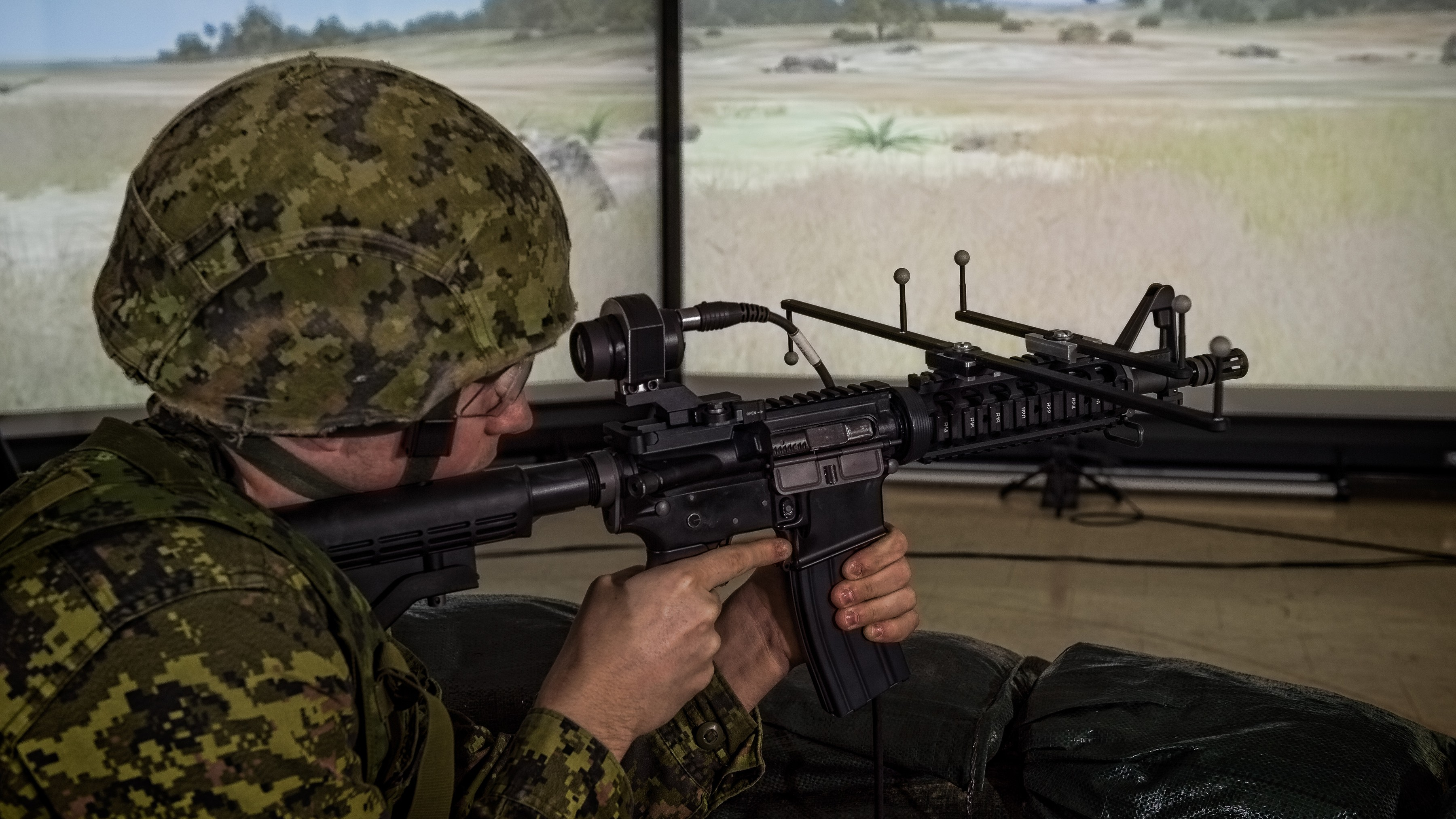 Can Soldiers Trust Guns That Tell Them Where to Shoot?