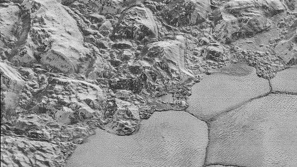 Pluto Bares All in Steamy New Close-Up Shots