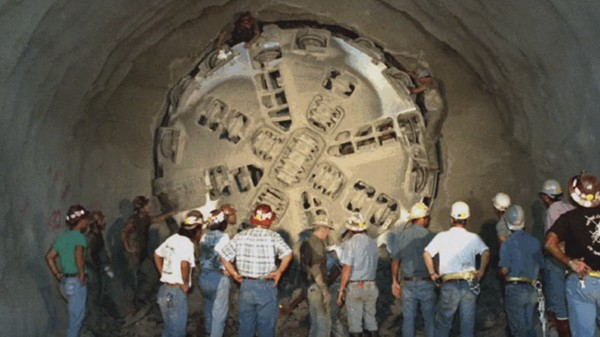 The Texas Desert Still Holds the Remains of a Partially-Built Supercollider