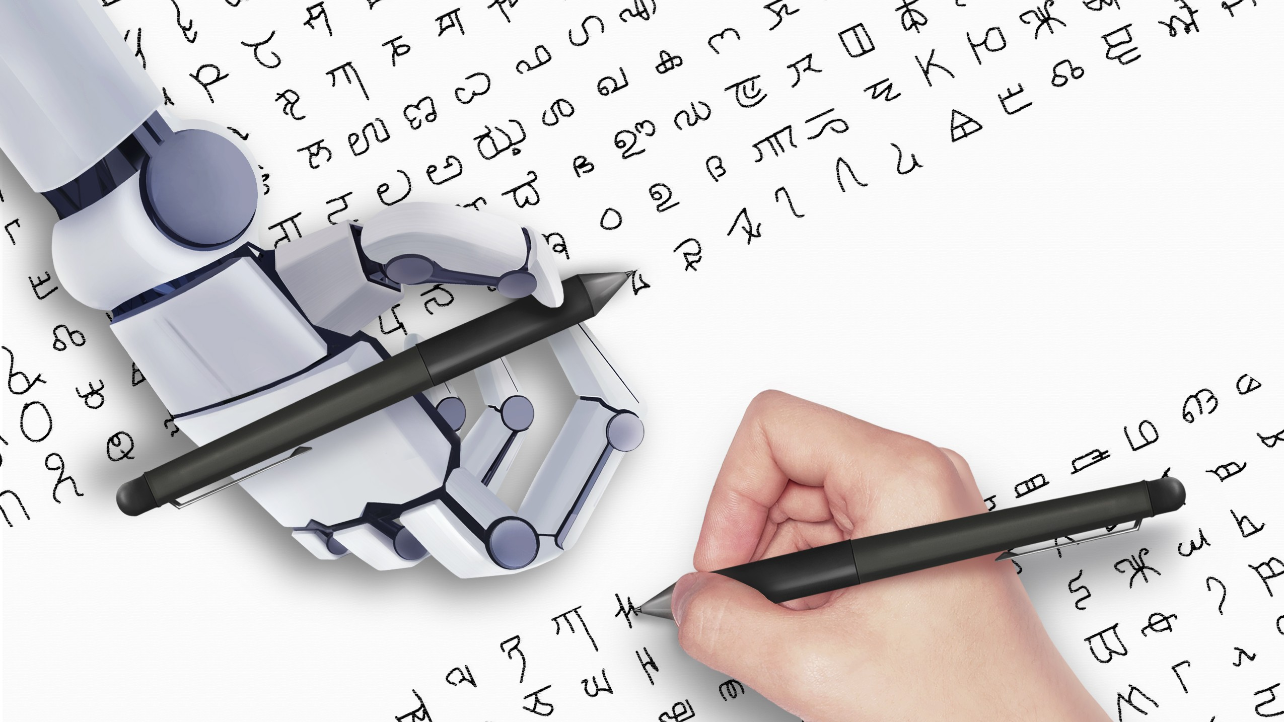 This Handwriting Algorithm Could Help Robots Understand Causality