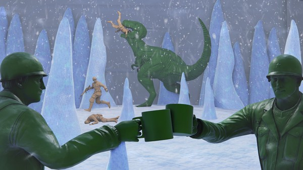 Plastic Army Men Make a Video Game Comeback in 'Mean Greens'
