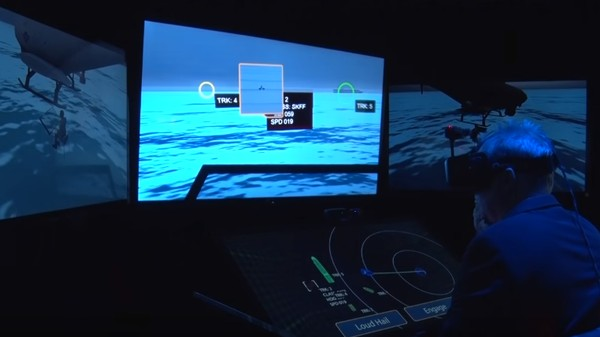 Video Shows Navy Having Way Too Much Fun with Its New Virtual Reality Lab