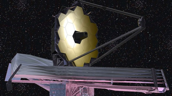 The James Webb Space Telescope Will Follow In Hubble's Footsteps in 2018