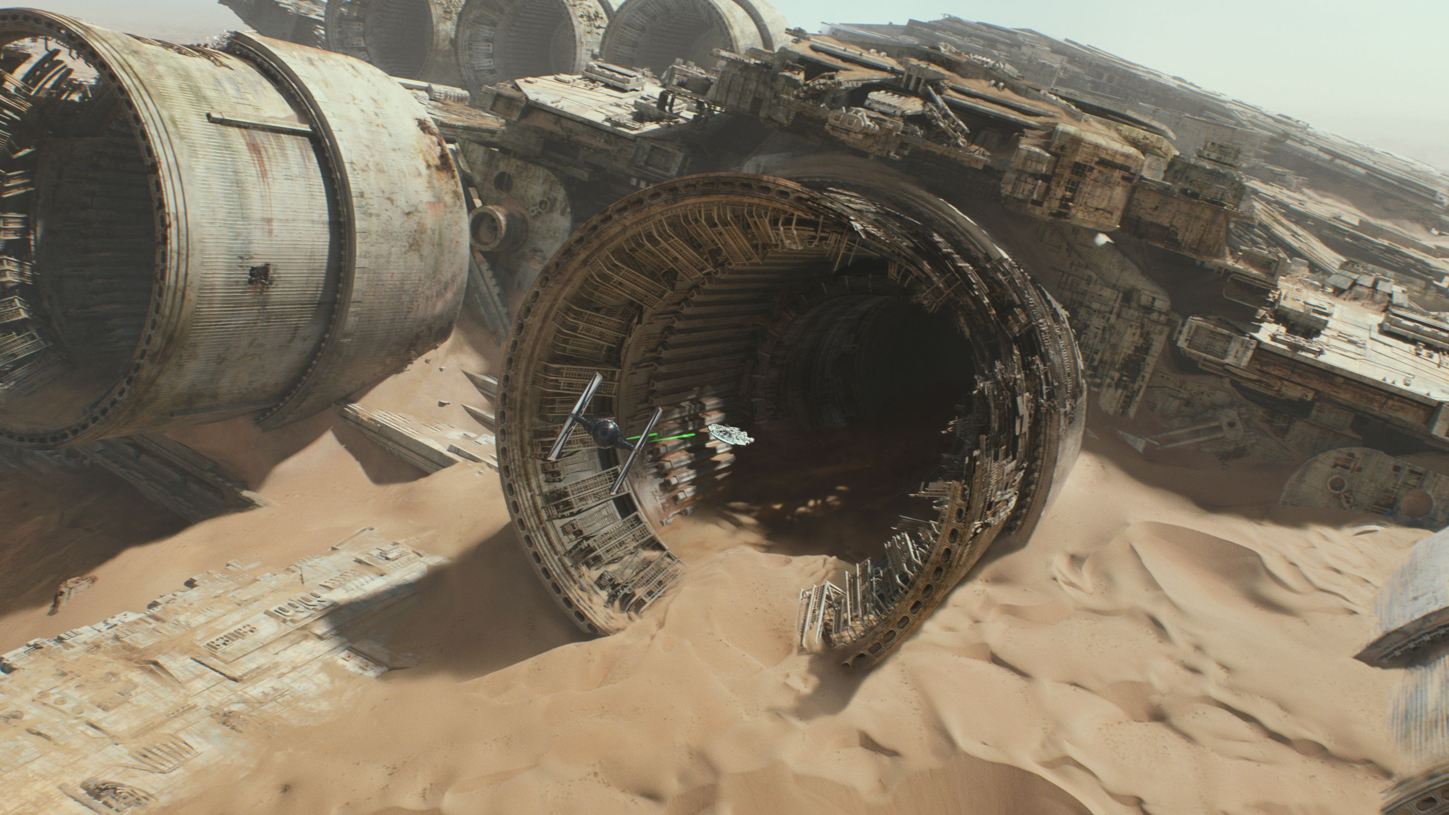 'The Force Awakens' Makes Star Wars Mystical Again