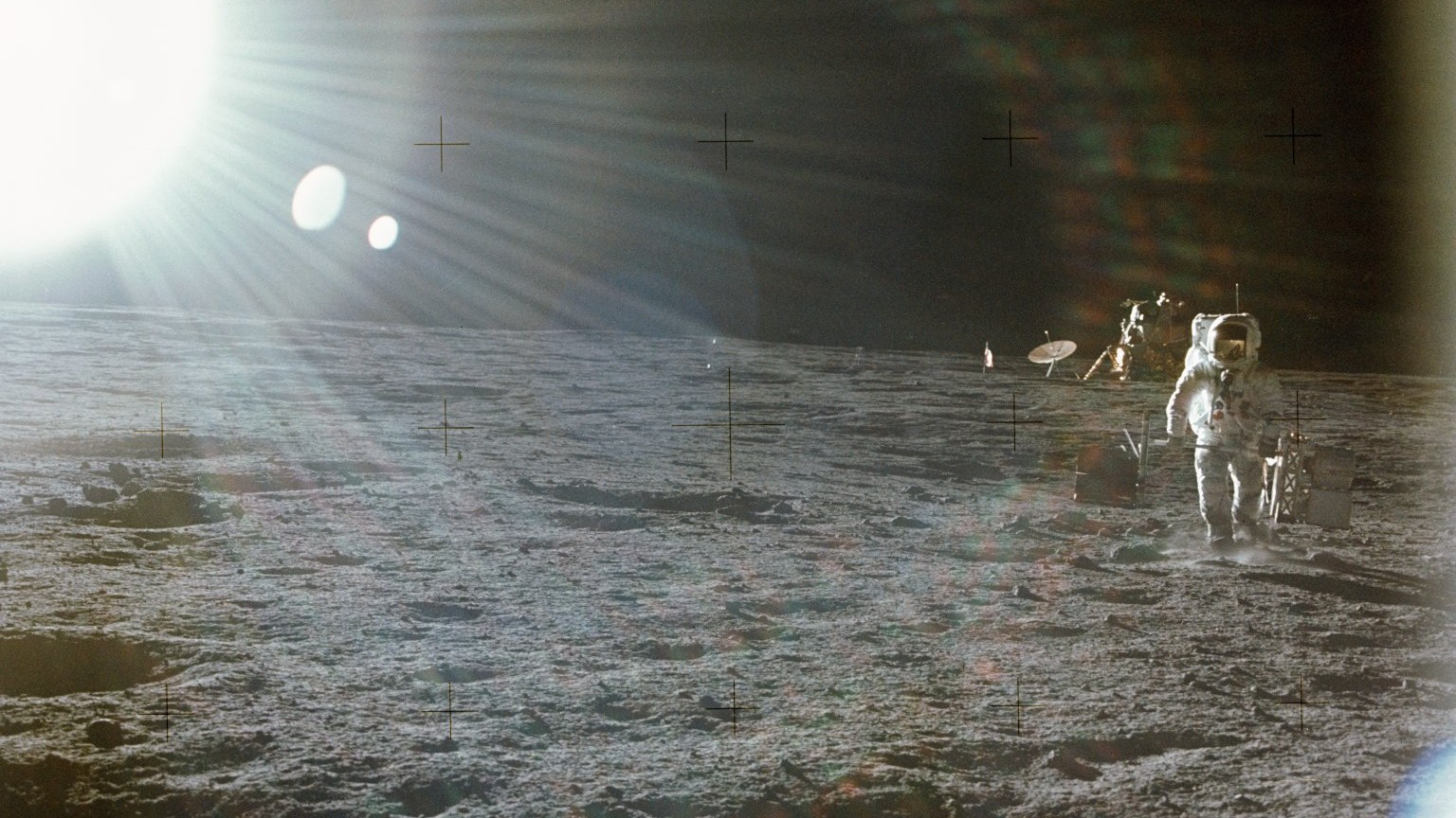 The Apollo 12 Crew's Casual Photography Looks Like Space Age Instagram