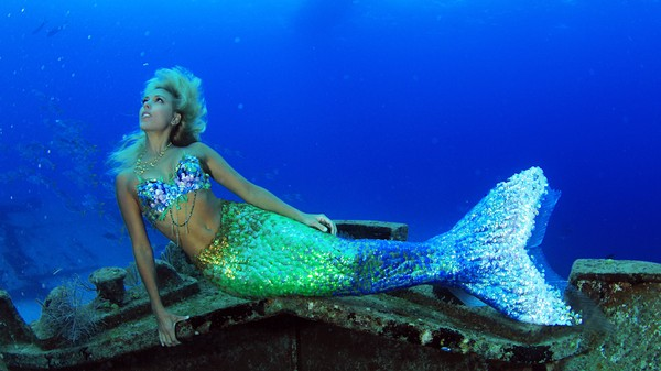 The Activist Mermaid