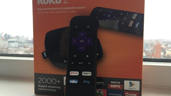 Here's What Happens Now When You Push The Rdio Button On The Roku Remote