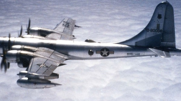 The US Declassifies Its 1959 List of Cold War Nuke Targets