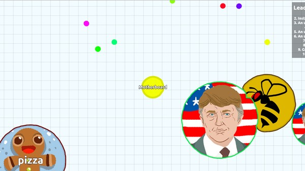 A Browser Game Called Agar.io Got Googled More In 2015 Than 'Fallout 4'