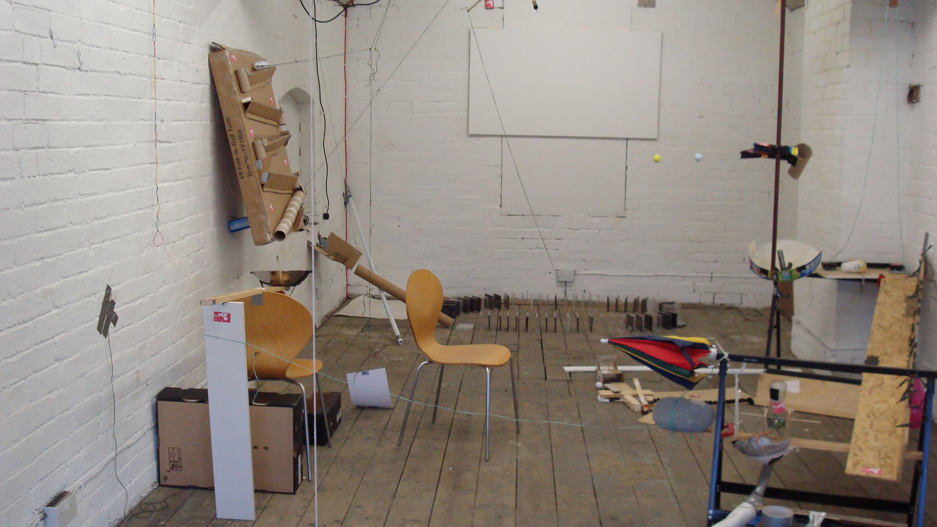 How to Teach a Robot to Build a Rube Goldberg Machine