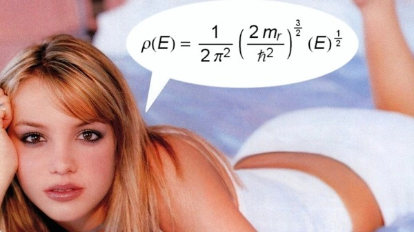 Britney Spears's Guide to Physics Is Still the Best Science Website From 1999