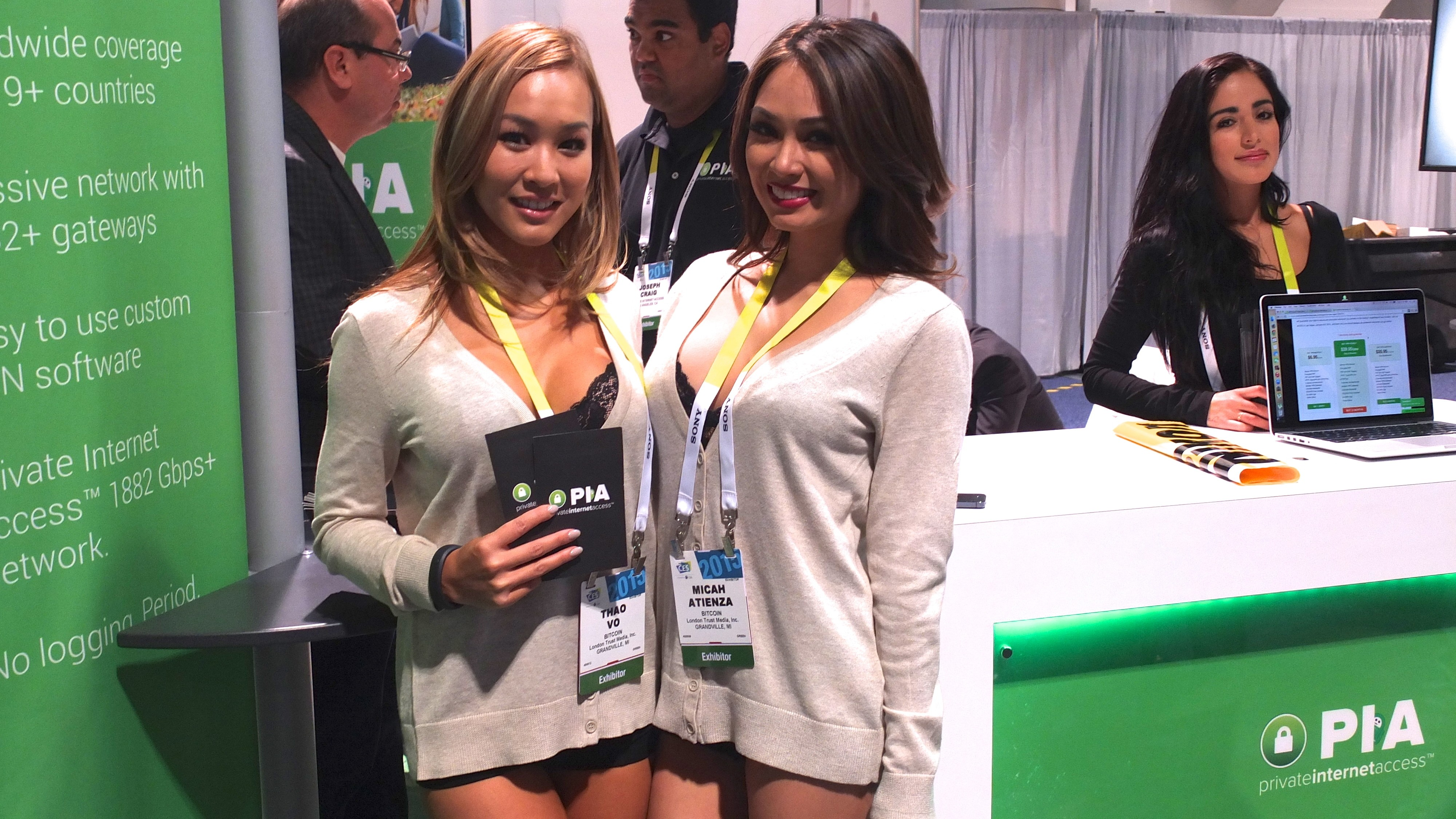 Horny CES Attendees Can't Stop Cruising Tinder