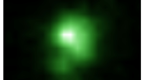 'Green Pea' Galaxy Offers New Clues Into What Ended the Universe's Dark Age