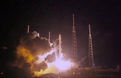 Il video celebrativo per il lancio di 'Falcon 9' di SpaceX è pura felicità