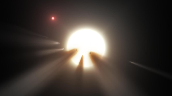 That 'Alien Megastructures' Star Continues to Defy Explanation