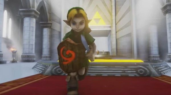 A Diehard YouTuber Rendered 'Zelda: Ocarina of Time' in Unreal Engine 4