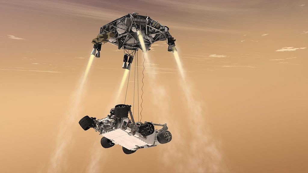 How NASA Pulled off the Craziest Stunt on Mars, From the Guy Who Led the Team