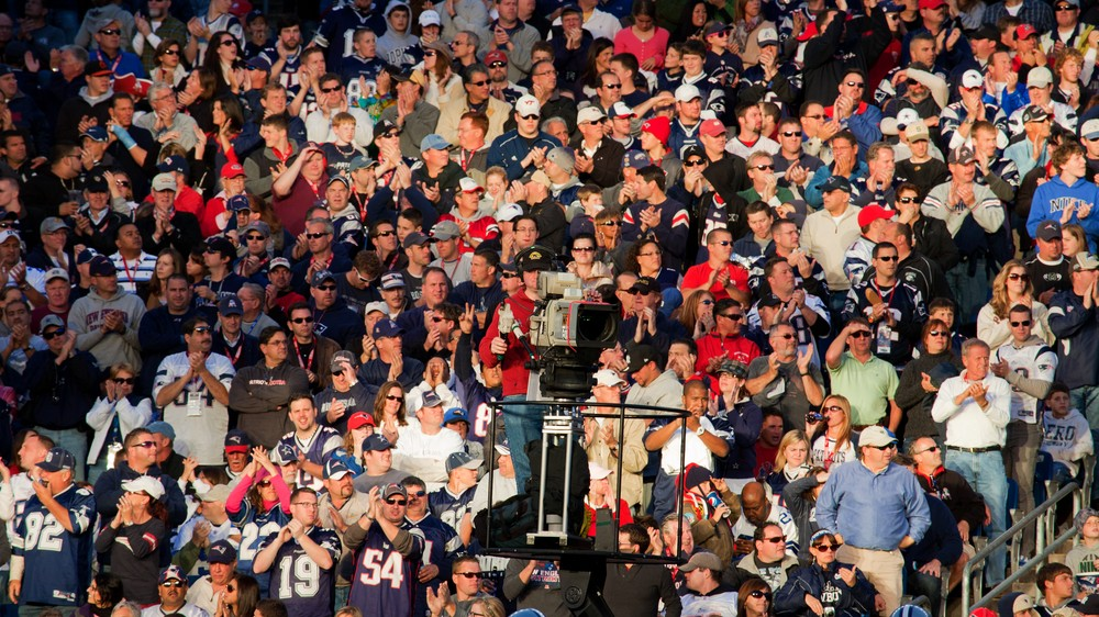 That Time the Super Bowl Secretly Used Facial Recognition Software on Fans