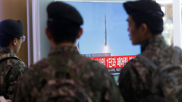 North Korea's Satellite Launch Is 'Deeply Deplorable,' Says UN