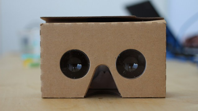 Google's Virtual Reality Ambitions May Not End at Cardboard