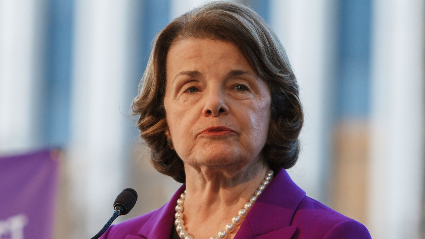 Sen. Feinstein Says Terrorists Only Need The Internet and Encryption To Attack