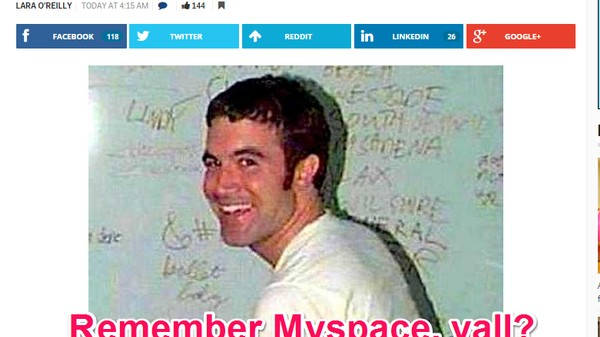 How the Corpse of MySpace Will Feed the Future's Content Farms