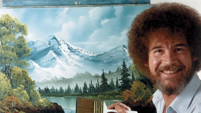 Bob Ross Was an Internet Celebrity Before the Internet